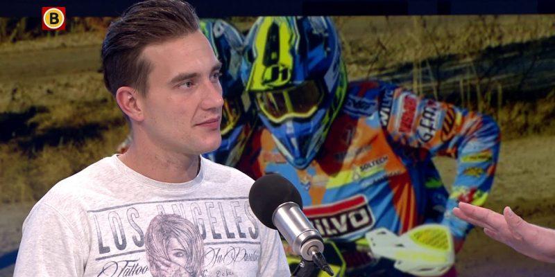 Wereldkampioen motorcross Etienne Bax over de film over zijn carrière